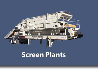 High Production Sceen Plants