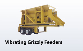 Fabtec Vibrating Grizzly Feeder
